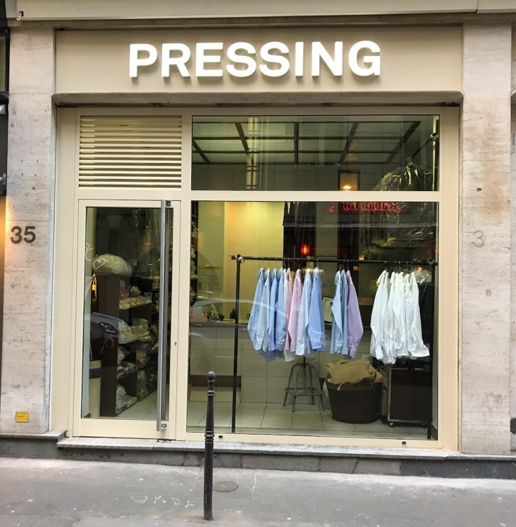 Bright Pressing | nettoyage à sec à Paris 8e